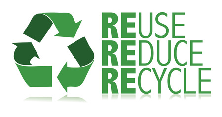 Recycle (recycle, reuse, reduce)