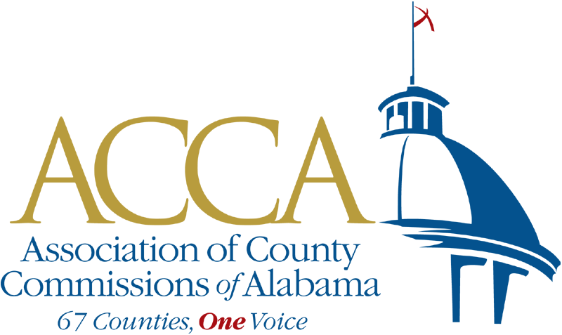 Association of County Commissions of Alabama Logo