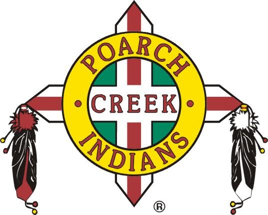 Poarch Creek Indians Logo