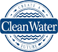 Create a Clean Water Future Logo