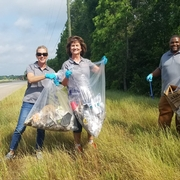 Pike Road Cleans Up!