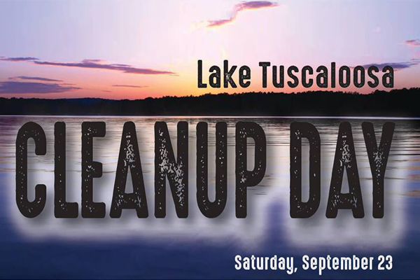 Photo for Lake Tuscaloosa Cleanup Day