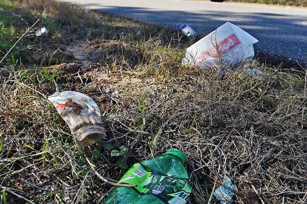 Litter in Houston Co. is on the rise; Commissioner Doug Sinquefield wants community to help