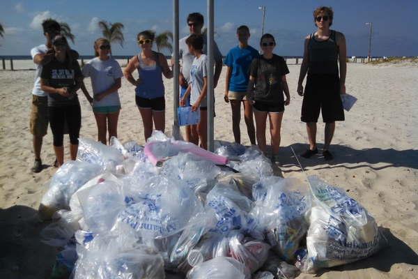 Photo for 2021 Alabama Coastal Cleanup Materials Distribution Day