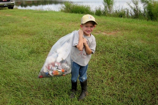Alabama Coastal Cleanup incorporates recycling in 30th anniversary
