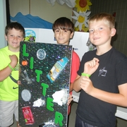 2016 Poster and Recycled Art Contest