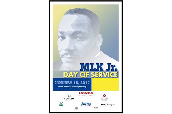 MLK Jr. Day of Service Roadside Cleanup Project a Success